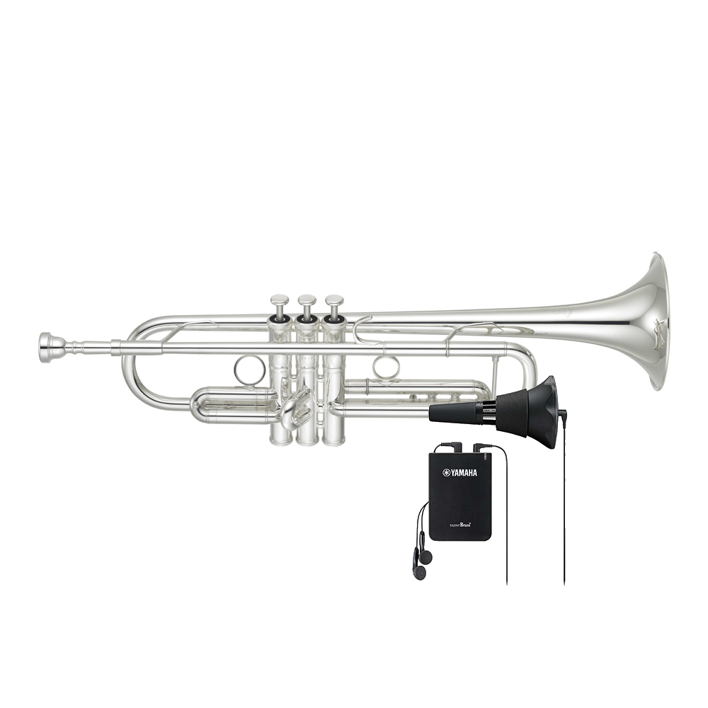 YTR8335RS Silent Brass Pack