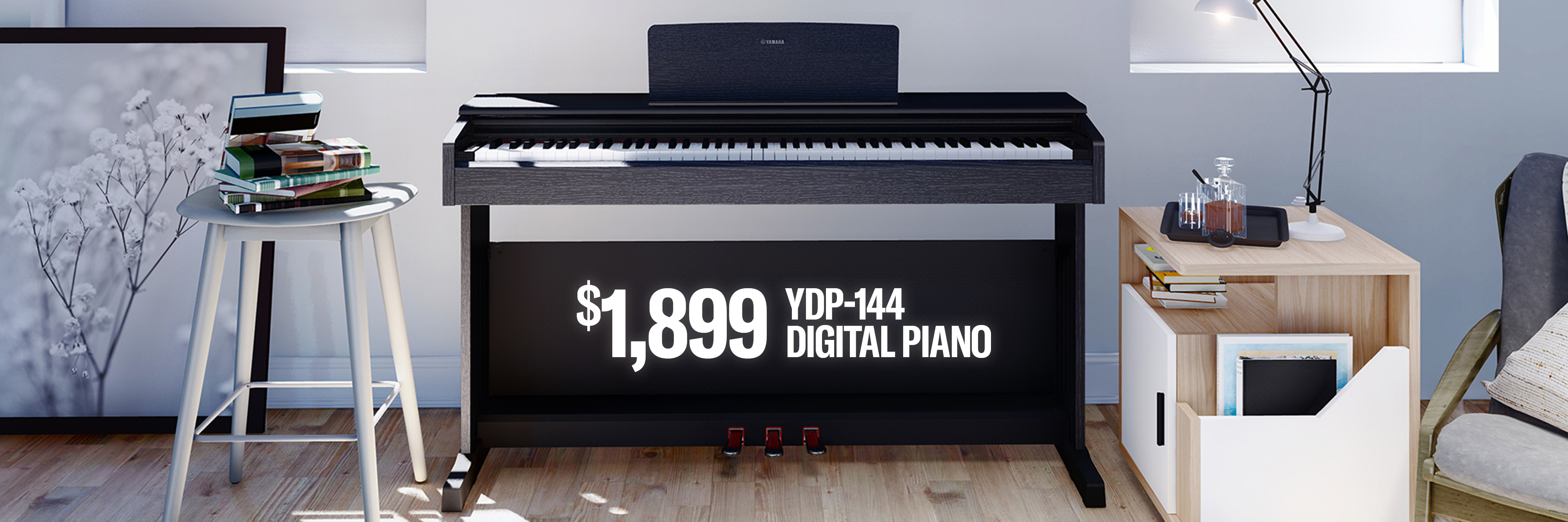 Yamaha Living Music - Sale On Now!
